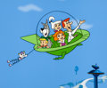 Animation Art:Production Cel, The Jetsons Publicity Cel (Hanna-Barbera, 1984).... (Total:2 Items)