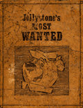 "Animation Art:Production Drawing, Yogi Bear ""Jellystone's Most Wanted"" Hand-Worked Poster andOriginal Joe Barbera Concept Sketch Group (Hannah-Barbera,...(Total: 2 Items)"