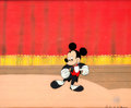 Animation Art:Production Cel, 60th Annual Academy Awards Mickey Mouse Production Cel (WaltDisney, 1988)....