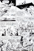 Original Comic Art:Panel Pages, George Papp Superboy #127 Page 7 Original Art (DC, 1966)....