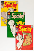 Silver Age (1956-1969):Humor, Spooky Group (Harvey, 1950s-60s) Condition: Average VF.... (Total: 20 Comic Books)