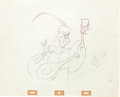 Animation Art:Production Drawing, Sleeping Beauty Drunken Lackey Production Drawings (WaltDisney, 1959).... (Total: 3 Items)