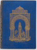 Books:Literature Pre-1900, Washington Irving. The Alhambra. New York: George Putnam, 1851. Author's revised edition. With illustrations by ...