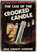 Books:Mystery & Detective Fiction, Erle Stanley Gardner. INSCRIBED. The Case of the CrookedCandle. Morrow, 1944. Victory edition. Inscribed and ...