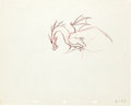 Animation Art:Production Drawing, Sleeping Beauty Maleficent Production Drawings (Walt Disney,1959).... (Total: 3 Items)