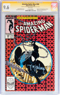 Modern Age (1980-Present):Superhero, The Amazing Spider-Man #300 Signature Series (Marvel, 1988) CGC NM+9.6 White pages....