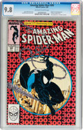 Modern Age (1980-Present):Superhero, The Amazing Spider-Man #300 (Marvel, 1988) CGC NM/MT 9.8 Off-whiteto white pages....