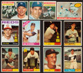 Baseball Cards:Lots, 1956 - 1966 Topps Baseball Stars & High Numbers Collection(35). ...