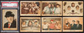 Non-Sport Cards:Lots, 1959 Fleer The Three Stooges Gray Back Collection (22) With #2 Moe....