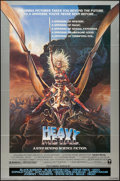 "Movie Posters:Animation, Heavy Metal (Columbia, 1981). One Sheet (27"" X 41"") Style A.Animation.. ..."