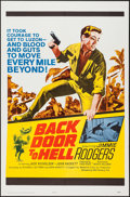 "Movie Posters:War, Back Door to Hell & Others Lot (20th Century Fox, 1964). OneSheets (2) (27"" X 41"") & Half Sheet (22"" X 28""). War.. ...(Total: 3 Items)"