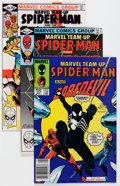 Modern Age (1980-Present):Superhero, Marvel Team-Up #98-150 Near Complete Run - Short Boxes Group(Marvel, 1980-85) Condition: Average NM.... (Total: 6 Items)