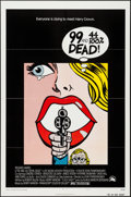 "Movie Posters:Crime, 99 and 44/100% Dead (20th Century Fox, 1974). One Sheet (27"" X 41"")Style A. Crime.. ..."