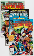 Modern Age (1980-Present):Superhero, Marvel Super Heroes Secret Wars Short Boxes Group (Marvel,1984-85).... (Total: 2 Box Lots)