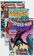 Modern Age (1980-Present):Superhero, Marvel Tales #107-257 Near Complete Run - Short Boxes Group(Marvel, 1979-92) Condition: Average NM-.... (Total: 7 Box Lots)