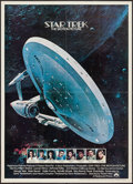 """Movie Posters:Science Fiction, Star Trek: The Motion Picture (Paramount, 1979). Promotional Poster(17"""" X 24.5""""). Science Fiction.. ..."""