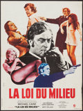 "Movie Posters:Crime, Get Carter (MGM, 1971). French Petite (15.5"" X 21""). Crime.. ..."