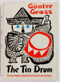 Books:Fiction, Günter Grass. SIGNED. The Tin Drum. Pantheon Books, 1962.Book Club Edition. Signed by the author on the half-ti...