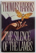 Books:Horror & Supernatural, Thomas Harris. SIGNED. The Silence of the Lambs. New York:St. Martin's Press, [1988]. First edition, first prin...