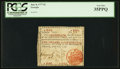 Colonial Notes:Georgia, Georgia June 8, 1777 $2 PCGS Very Fine 35PPQ.. ...