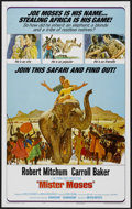 "Movie Posters:Adventure, Mister Moses (United Artists, 1965). One Sheet (27"" X 41"").Adventure. ..."