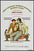 "Movie Posters:Crime, The Sting (Universal, 1974). One Sheet (27"" X 41""). Crime. ..."