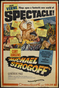 "Movie Posters:Adventure, Michael Strogoff (Continental, 1960). Poster (40"" X 60""). Adventure. ..."