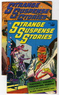 Golden Age (1938-1955):Horror, Strange Suspense Stories #2 and 3 Group (Fawcett, 1952).... (Total:2 Comic Books)