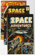 Golden Age (1938-1955):Science Fiction, Space Adventures Group (Charlton, 1953-69).... (Total: 7 ComicBooks)