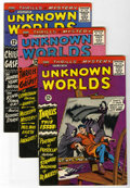 Silver Age (1956-1969):Horror, Unknown Worlds Group (ACG, 1964-67) Condition: Average FN/VF....(Total: 9 Comic Books)