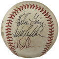 Autographs:Baseballs, 1979 Los Angeles Dodgers Team Signed Baseball. The 1979 Los AngelesDodgers are represented by the dozen signatures that we...