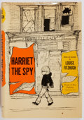 Books:Literature 1900-up, Louise Fitzhugh. INSCRIBED. Harriet the Spy. Harper Row,1964. Inscribed and signed by the author. Dust jacket. ...