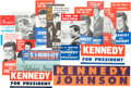 Miscellaneous:Ephemera, John F. Kennedy: Kennedy Campaign Literature Collection, 1960....