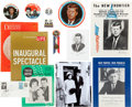 Political:Inaugural (1789-present), John F. Kennedy: Inauguration Collection, 1961,...