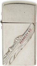 Political:Miscellaneous Political, John F. Kennedy: Campaign PT-109 Lighter Gift, 1960....