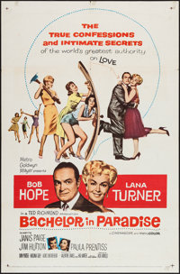 """Bachelor in Paradise & Other Lot (MGM, 1961). One Sheets (2) (27"""" X 41""""). Comedy. ... (Total: 2 Items)"""
