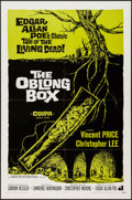 "Movie Posters:Horror, The Oblong Box (American International, 1969). International OneSheet (27"" X 41""). Horror.. ..."