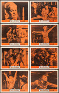 """Movie Posters:Bad Girl, Born Reckless (Warner Brothers, 1959). Lobby Card Set of 8 (11"""" X14""""). Bad Girl.. ... (Total: 8 Items)"""