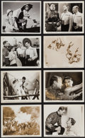 "Movie Posters:Action, Gunga Din (RKO, 1939). Photos (16) (7.25"" X 9.5"" & 8"" X 10"").Action.. ... (Total: 16 Items)"