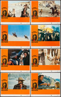 "Movie Posters:Western, The Outlaw Josey Wales (Warner Brothers, 1976). Lobby Card Set of 8 (11"" X 14""). Western.. ... (Total: 8 Items)"
