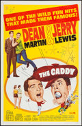 "Movie Posters:Sports, The Caddy (Paramount, R-1964). One Sheet (27"" X 41""). Sports.. ..."