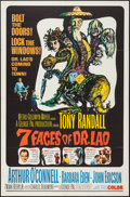 """Movie Posters:Fantasy, The 7 Faces of Dr. Lao (MGM, 1964). One Sheet (27"""" X 41""""). Fantasy.. ..."""