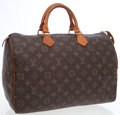 Luxury Accessories:Accessories, Louis Vuitton Classic Monogram Canvas Speedy 35 Bag. ...