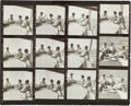 Miscellaneous:Ephemera, John F. Kennedy and Jacqueline Kennedy: Courtship SailingPhotographs, 1953....