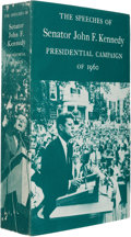 Books:Americana & American History, John F. Kennedy: Official Public Papers of John F. Kennedy, 1960 -1963,...