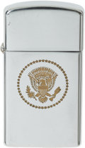 Political:Miscellaneous Political, John F. Kennedy: European Trip Lighter Presidential Gift, 1963,...