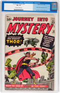 Silver Age (1956-1969):Superhero, Journey Into Mystery #83 (Marvel, 1962) CGC FN+ 6.5 Off-white towhite pages....