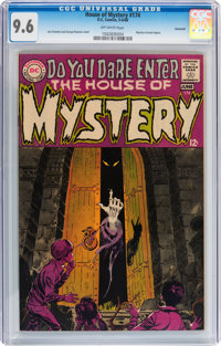 House of Mystery #174 Savannah pedigree (DC, 1968) CGC NM+ 9.6 Off-white pages