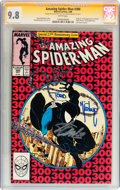 Modern Age (1980-Present):Superhero, The Amazing Spider-Man #300 Signature Series (Marvel, 1988) CGCNM/MT 9.8 White pages....