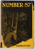 Books:Science Fiction & Fantasy, Harrington Hext. Number 87. New York: Macmillan, 1922. Firstedition, first printing. Octavo. Publisher's bindin...